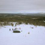 Outdoor Übernachtung im Winter: Zelt, Iglu oder Baum?