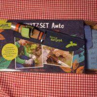 Das Kinder Schnitzset Auto und das Schnitzmesser von Nature Zoom haben wir getestet. foto (c)kinderoutdoor.de