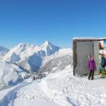 Schneeschuhwanderungen mit Familie: Es lebe die Langsamkeit