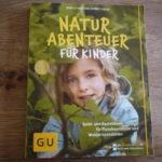 Bücherbesprechung Outdoor für Kinder: Basteln, Bäume und Baden