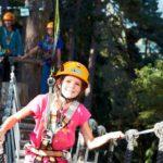 Kinder im Kletterwald: 97 Herausforderungen in Serfaus-Fiss-Ladis