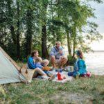 Outdoor mit Kindern an der Mecklenburger-Seenplatte: Paddeln, pirschen, campen und grillen