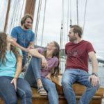 Gute Gründe für sommerliche Shirts aus Wolle