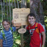 wandern mit kindern in Tirol(c) hall-wattens.at