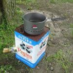 Outdoor Kocher basteln: Da staunt selbst MacGyver!
