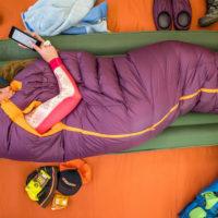 Exped Schlafsack für Frauen (c) exped