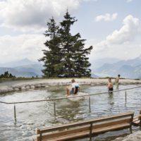 Spielplätze am Berg in Tirol  FOTO: FRANK BAUER / www.frankbauer.com