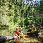 Kinder Outdoor im Salzburger Land: Bergwiesen, Baumpfade und Biken