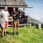 Ausflugsziele im Raurisertal für Kinder: Geier, Adler und Kitzlochklamm