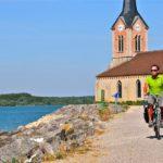 Kinder radeln durch Lothringen, Champagne und die Ardennen. Vive le vélo!