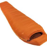 Vaude daunenschlafsack aus recycelter Daune (c) vaude