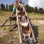 Kinder Outdoor Abenteuer in Nauders: Nauderix, Lamas und E-Bikes