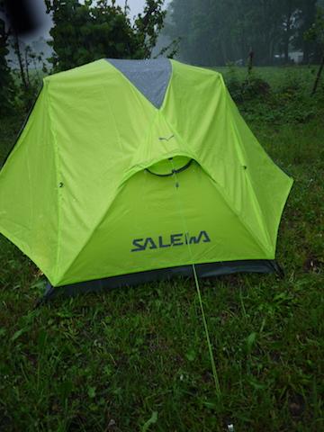 SALEWA Denali III Trekkingzelt | Test Bewertung auf