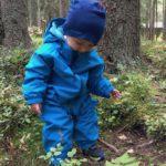 Kinder Outdoor Bekleidung von Isbjörn of Sweden: So kann der Herbst kommen!