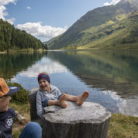 Kinder Outdoor Abenteuer in Osttirol (c) TVB Osttirol
