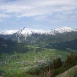 Wandern mit Kindern im Kleinwalsertal: Hinauf auf die Kuhgehrenspitze zur Kanzelwand