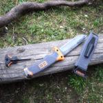 Outdoor Messer Test: Wie gut ist das Gerber Bear Grylls Ultimate Survival