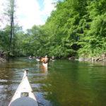 Kinder Outdoor paddeln: Kanutouren für die Familie