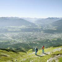 Outdoor Abenteuer in der Region Innsbruck im Herbst (c) Region Innsbruck / Christian Vorhofer