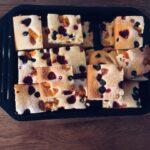 Kinder Outdoor Rezepte für die Berghütte: Der einfachste und leckerste Blechkuchen der Welt!