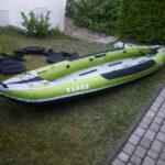 Kinder Outdoor Test: Mit dem Z-Pros Tango 3 Schlauchboot vor Usedom unterwegs