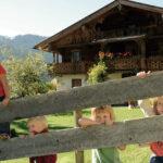 Kinder Outdoor in den Bergen: Herbst erst recht!
