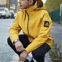 adidas my shelter rainjacket (c) adidas