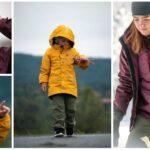 Kinder Outdoor Bekleidung für den Herbst: Isbjörn of Sweden liebt es bunt!