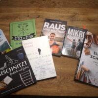Outdoor Bücher Rezension (c) kinderoutdoor.de
