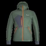 Salewa Tirolwool: Outdoorer haben mit dem Pedroc Hybrid Jacket ein Frostschutzmittel