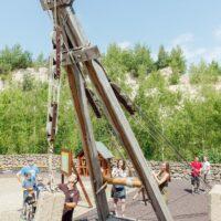 Kinder Outdoor Abenteuer in der Eifel foto (c) RLP Tourismus / Klaus Peter Kappest