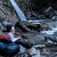 Kinder Outdoor Schlafsäcke von Yeti für Herbst und Winter (c) uwe hauth