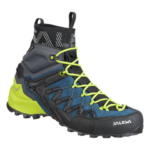 Salewa Approach Schuh für frostige Tage: Wildfire Edge Mid GTX