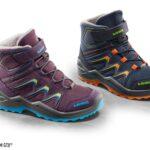 Kinder Outdoor Schuhe von Lowa: Winter her!