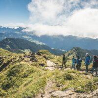 wandern mit Kindern in der Schweiz (c) Schweiz tourismus