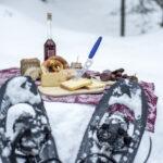 Kinder Outdoor Abenteuer im Winter