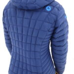 Kinder Outdoor Test: Marmot Women´s Featherless Hoody federleicht im Schnee