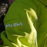 Kinder Hardshell Jacke von Salewa im Test