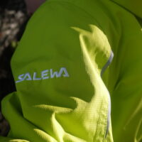 Kinder Outdoor Hardshell Jacke Salewa im Test foto (c) kinderoutdoor.de