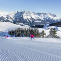 Familien Skiurlaub mit der Bahn foto (c) tirolwerbung