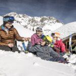 Outdoor Abenteuer in Imst: Geführte Skitouren und klettern im Winter