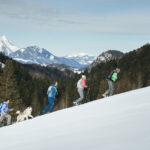 Kinder Winter Outdoor Abenteuer in Oberösterreich