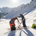 Skitourenkleidung von Schöffel: Abseits der Piste unterwegs
