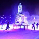 Kinder Eislaufen: Outdoor oder Indoor an ungewöhnlichen Orten