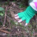Kinder Outdoor Spiele im Wald