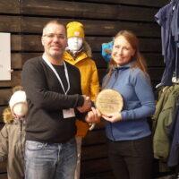 Kinder Outdoor Award für Isbjörn of Sweden. foto (c) kinderoutdoor.de