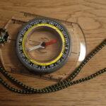 Kinder Outdoor Test Kompass Brunton Truarc 3
