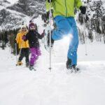Kinder erleben den Winter in Tux-Finkenberg intensiver als anderswo