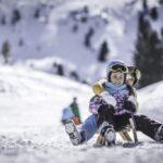 Winter Abenteuer für Kinder im Ahrntal: Schneeschuhwandern, Rodeln und mehr