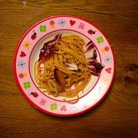 Kinder Outdoor Rezept Spaghetti mit Schwarzwurzeln foto (c) kinderoutdoor.de